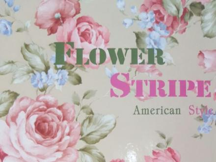 Flower Stripe